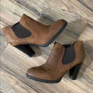 Women's BOC bootie heels